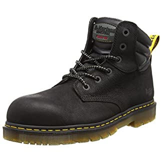 Dr. Martens Unisex Adults' Hynine St Safety Shoes 18