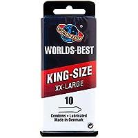 King Size XX-Large 10 Kondome preisvergleich bei billige-tabletten.eu