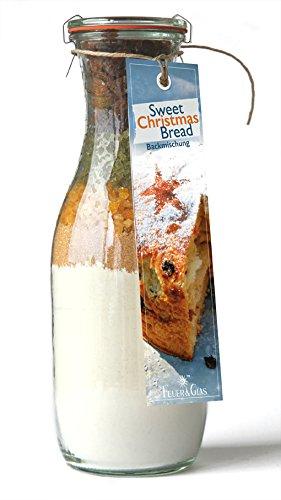 Feuer & Glas - Backmischung für Sweet Christmas Bread ( 750g )