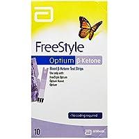 FREESTYLE Optium B-cetona Test Strips 1 x 10