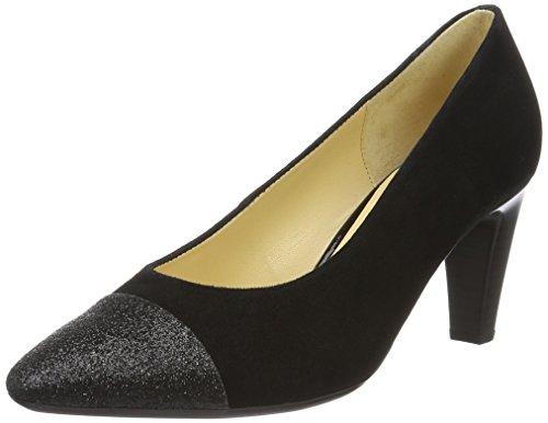 Gabor Shoes Damen Fashion Pumps 65.152 Schwarz (schwarz 40)