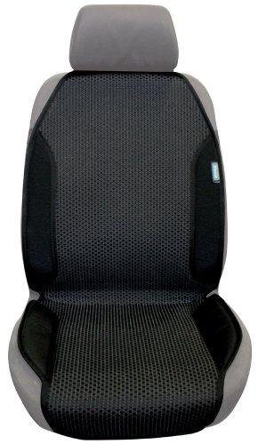 Cora 000128080 Fisiocomfort Coprisedile universale per auto, 120 x 48 cm, Antracit
