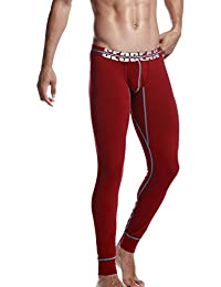 SEOBEAN Homme Long John Sport Sous-Vêtement Pantalon 2276
