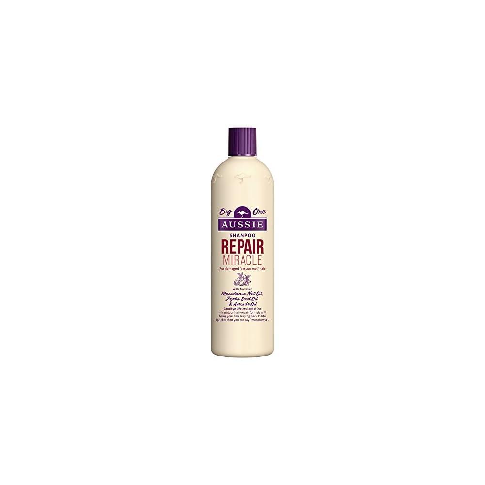Aussie Repair Wunder Shampoo Fr Geschdigtes Haar 500 Ml