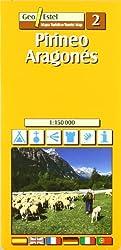 Aragon Tourist Map 1:150, 000