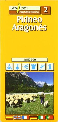 Pirineo aragonés (Ciudades. Planos/Guia)