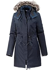 The North Face T92TUPH2G Parka Zaneck, Mujer, Urban Navy, XS
