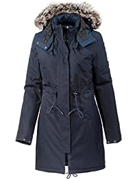 The North Face T92TUPH2G. S Parka Zaneck, Mujer, Urban Navy, S