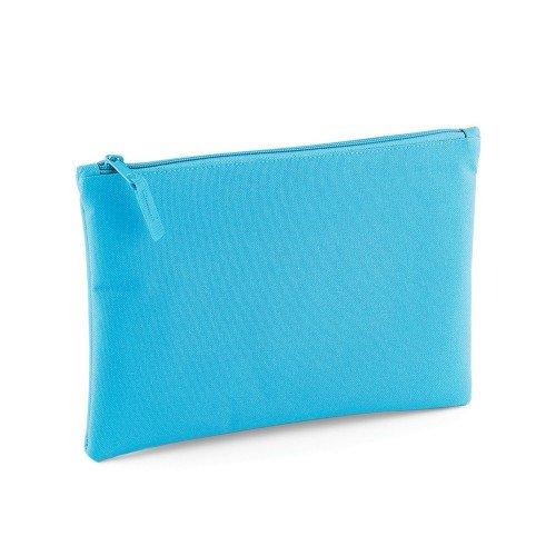 Bagbase - Pochette zippée (Taille unique) (Gris clair)
