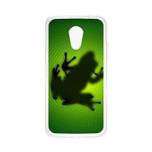 a AND b Designer Printed Mobile Back Cover / Back Case For Motorola Moto G (2nd gen) (Moto_G2_796)