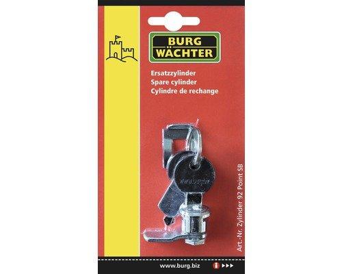 Burg Wächter BK92 Point Briefkastenschloß 3 Schlüssel - 3