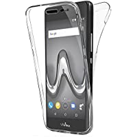 Coque Gel Wiko Tommy 2 , Buyus Coque 360 Degres Protection INTEGRAL Anti Choc , Etui Ultra Mince Transparent INVISIBLE pour Wiko Tommy 2 , Coque Wiko Tommy 2