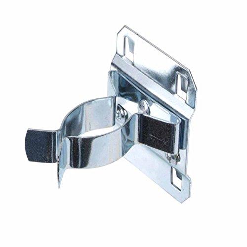 LocHook Triton Produkte 1–1Marburg 531302zu 2–3/4-Zoll Halt Reichweite 3–3/4-Zoll-Projektion, verzinkt/chromatiert Eingetaucht Stahl Erweiterte Spring Clip für LocBoard, Porzellanperlen