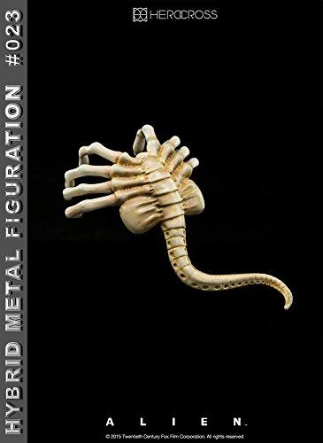 """[Configuracioen del metal hibrido """"Alien"""" # 023 altura extranjero de unos 14 centimetros pintado figura de accioen 7"""
