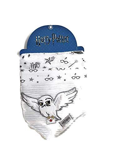 Harry Potter Oficial $ Hedwig Baberos para Bebé Paquete de Primark