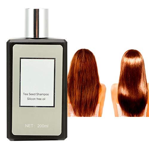 Champú para el cabello, sin champú con aceite de silicona que nutre el producto del cuidado del cabello contra la picazón 200Ml para el salón o el hogar