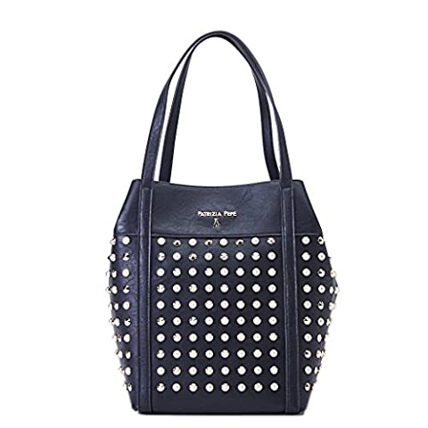 Sac A Main Rock - PATRIZIA PEPE 2V6901/A2XM Shopper Accessories Noir