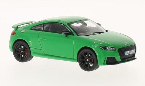 Audi TT RS, metallic-grün, 2017, Modellauto, Fertigmodell, I-Herpa 1:43