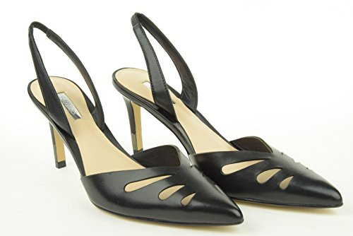 GUESS donna scarpe con il tacco FL2EAGLEA05 nero NERA