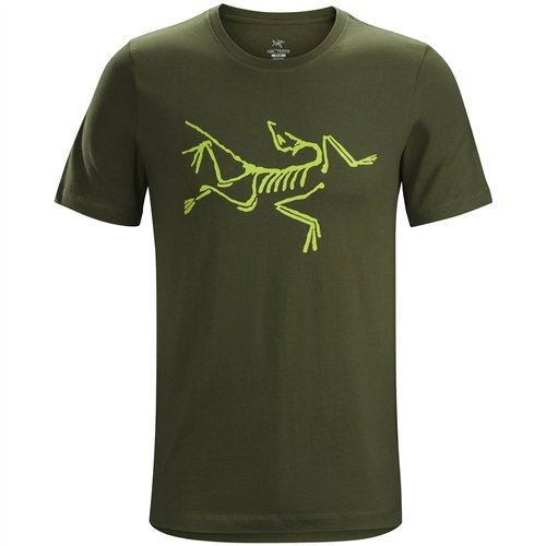 Arc'terix Archaeopteryx SS Camiseta, Hombre, Gwaii, X-Large