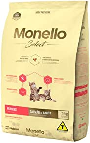 MONELLO SELECT CAT FOOD KITTENS 2KG