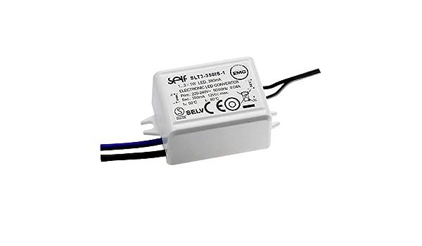 Self Electronics SLT3-700IS-1 LED-Treiber Konstantstrom 2.94W 700mA 2.0-4.2 V//