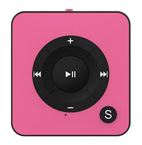 MP3-Player Made in Germany Royal BC05 - Clip, Sport, Fitness Player, 15 Stunden Wiedergabe, USB Kabel, microSD Kartenslot für bis zu 32 GB microSD Karten - von Bertronic (Ipod Shuffle)