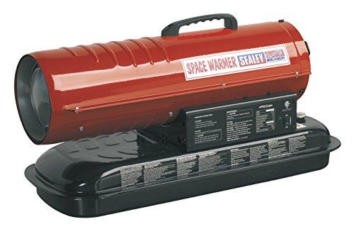 Preisvergleich Produktbild SEALEY ab458 Platz Wärmer ® Paraffin,  Kerosin und Diesel Heizung 45, 000btu / HR ohne Räder