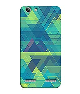 PrintVisa Designer Back Case Cover for Lenovo Vibe K5 Plus :: Lenovo Vibe K5 Plus A6020a46 :: Lenovo Vibe K5 Plus Lemon 3 (Illustration Decoration Decorative Creative Ornamental Repetition Beautiful Abstract)