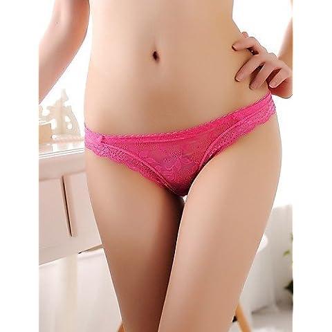 HUTYEB @da donna, Sexy Lace vari T-back Thong Panty