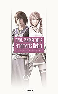 Final Fantasy XIII-2 Fragments Before Edition simple One-shot