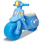 Toyshine My First Ride Vespa Rider Ride-on Toy With Music, Yellow/Blue