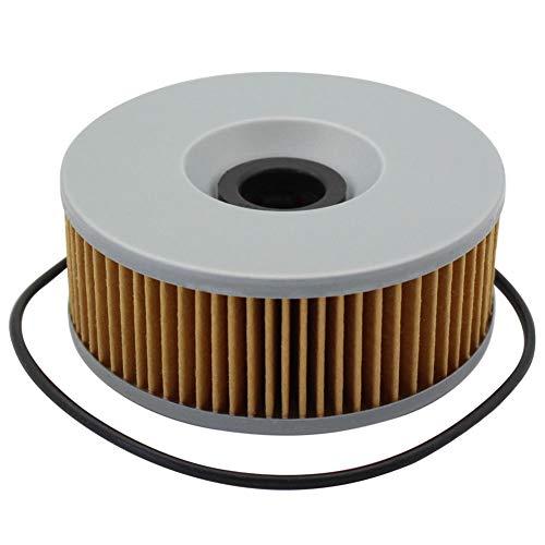 Cyleto filtre à huile pour Yamaha Xvz1300 Xvz 1300 Venture Royale 1300 1986 1987 1988 1989 1990 1991 1992 1993/Xvz13 1300 1985 1986 1987 1988