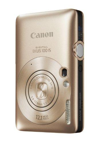 Digital IXUS 100 IS Digitalkamera Display