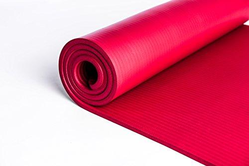 KG-Physio-Esterilla-de-yoga-extra-grueso-12-mm-con-correa-de-hombro miniatura 15