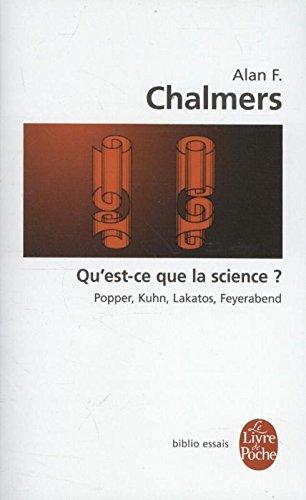 Qu'est-ce que la science?