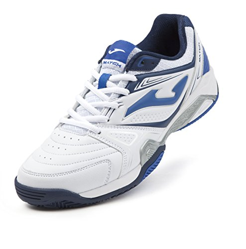 JOMA T.MATCH 605 ALL COURT WHITE-ROYAL 44 BLANCO-ROYAL