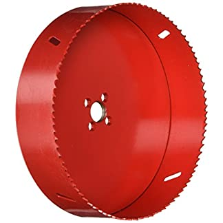 Ruko 106160 Corona perforadora HSS bimetal, dentado variable, 160 mm