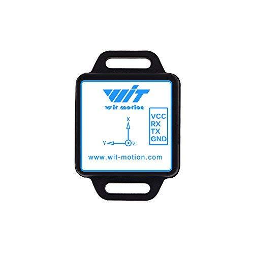 WT901RS232 Sensor 3 Achsen Digital Neigungswinkel Neigungsmesser Beschleunigungsmesser + Winkelgeschwindigkeit Elektronischer Kompass 9 Achsen Schwingungsmessmodul MPU9250 Unterstützung PC/Android/MCU Nmea-0183-wandler