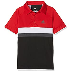adidas Jungen Club Colorblock Poloshirt