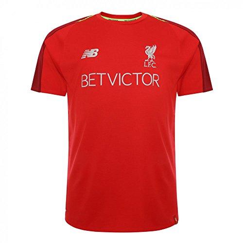New Balance 2018-2019 Liverpool Training Shirt (Red)