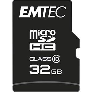 Emtec ECMSDM32GHC10CG memoria flash 32 GB MicroSD Classe 10
