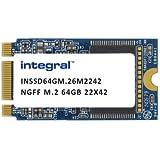 Integral Memory INSSD64GM.26M2242 interne SSD 64GB (M.2 SATA III)
