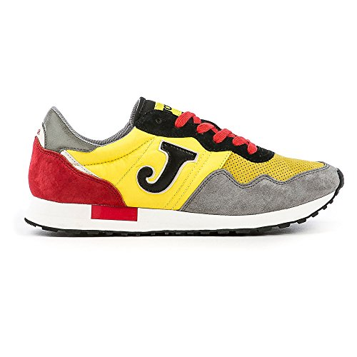 JOMA C.367 MEN 609 YELLOW-BLACK-GREY 44