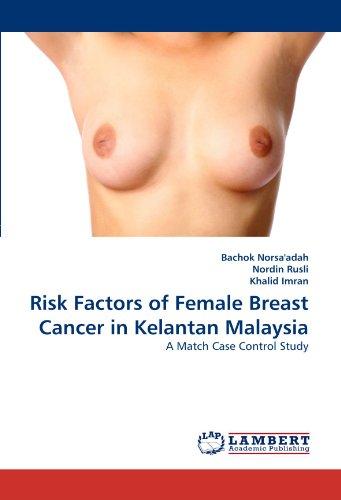 Risk Factors of Female Breast Cancer in Kelantan Malaysia: A Match Case Control Study
