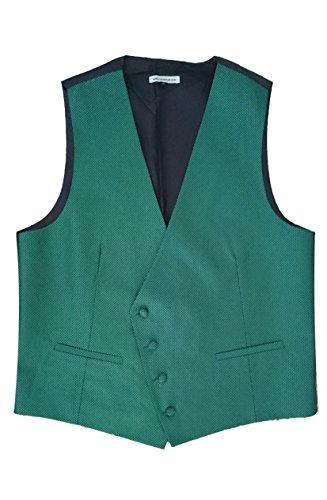 Tiesnstuff - Gilet - Homme multicolore Multicoloured Taille Unique green