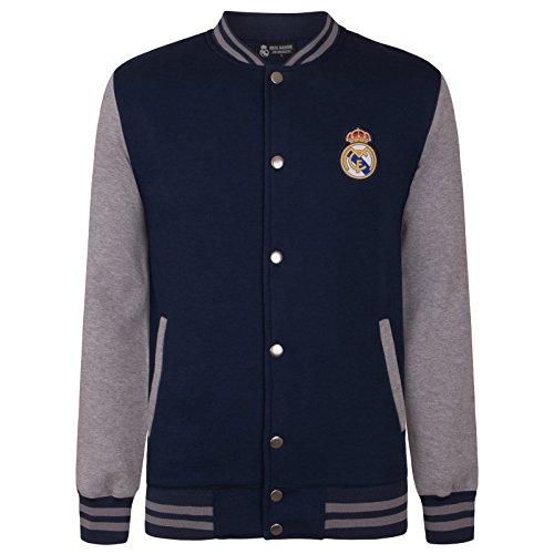 Real Madrid - Chaqueta Deportiva Oficial niño - Estilo