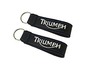 1 pi/èce Triumph porte-cl/és double face