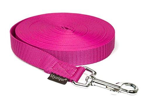 Mystique Nylon Schleppleine 20mm purpur 20m