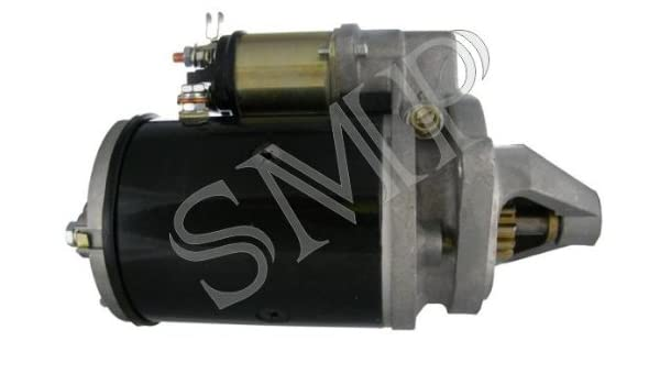 ford transit v 2 5 d diesel brand new starter motor 94-96 fax:  amazon co uk: car & motorbike